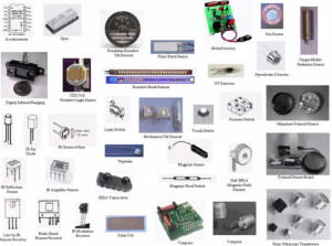 Types of Sensor