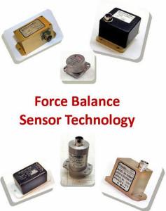 Force Balance Sensor