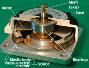Ultrasonic Motor
