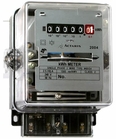 What is Energy Meter? Types of Energy Meters & Build using ... Watt Hour Meter Wiring Diagrams on