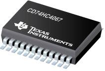 CMOS CD74HC4067