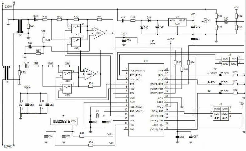 what is energy meter  types of energy meters  u0026 build using microcontroller