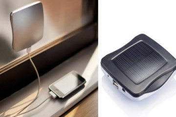 Solar Powered Window Charger