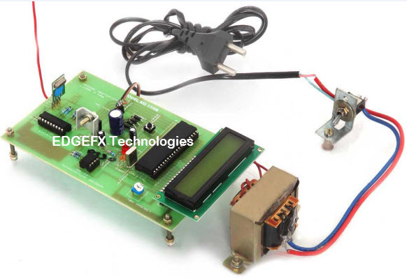 Patient Monitoring Circuit By EDGEFX Technologies