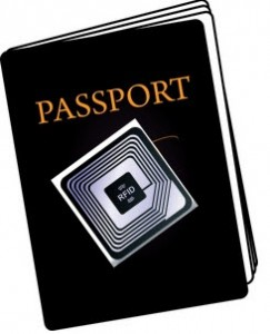 RFID Technology for Authenication of Passport Details