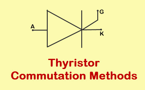 Thyristor Commutation Methods
