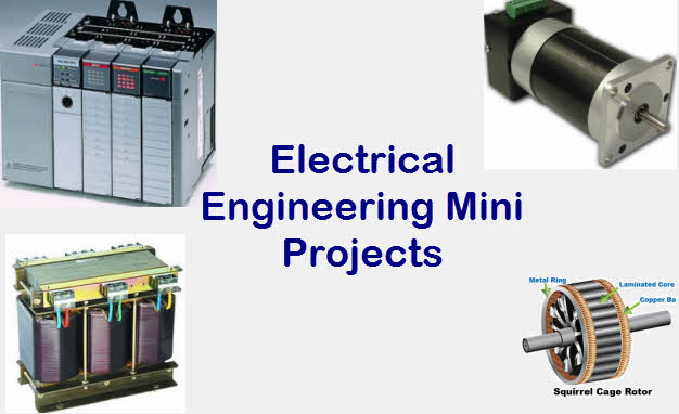 Advanced ECE and ECE Mini Projects for Engineering Students