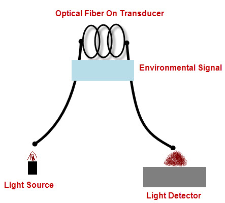 Intrinsic Type Fiber Optic Sensors
