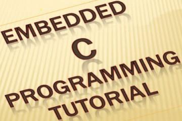 Embedde C Programming