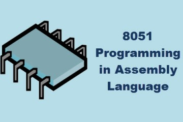 8051 Programming in Assembly Language