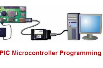PIC Microcontroller Programming