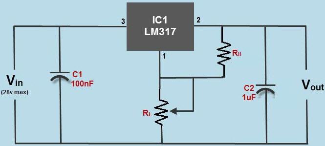 DC Voltage Stabilizers
