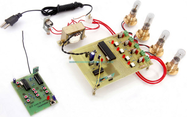 Embedded System for Home Automation System by Edgefx Kits