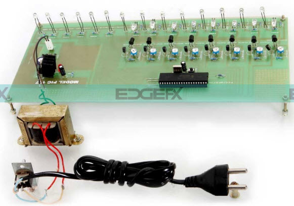 Embedded System for Street Light Control by Edgefx Kits