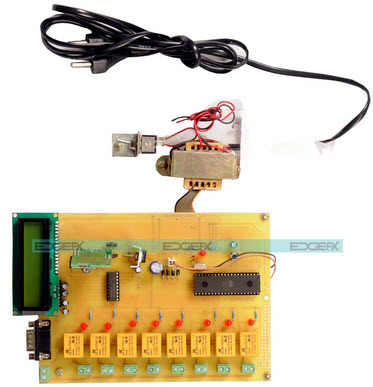 X-BEE Based Remote Monitoring of 3 Parameters on Transformer-Generator Health