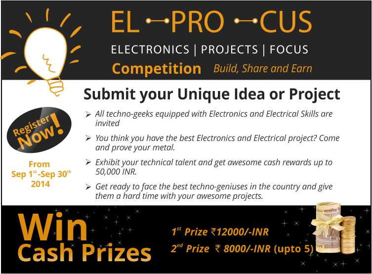 Elprocus Competition