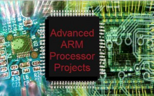 ARM Processor Projects