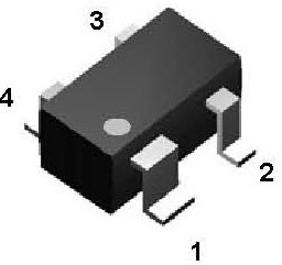 Silicon based Dual Channel MOSFET