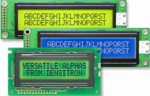 Alphanumeric Displays