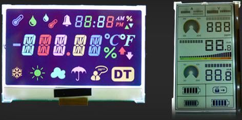 Customized LCD
