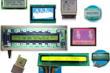 Alphanumeric and Custom Displays