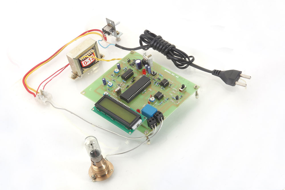 List of 8051 Microcontroller Projects for Engineering Students