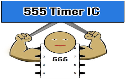 555 Timer Circuits/Projects for Engineering Students