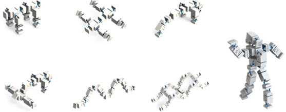 Modular Reconfigurable Robots