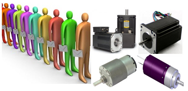 Different Types Of Motors Used In Industrial Robotics