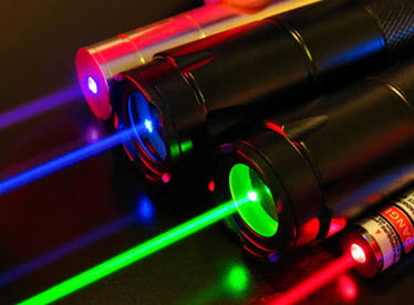 Different Types of Laser Pointers