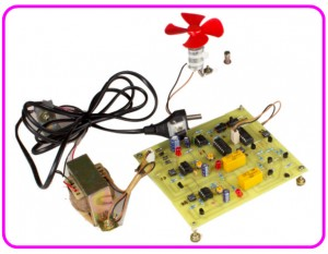 Four Quadrant DC Motor Controls without Microcontroller -Electrical Project