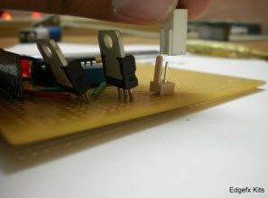 Laser Pointer Insulating and Gluing