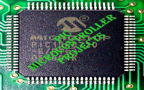 PIC Microcontroller based Projects