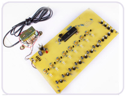 Digital Electronics LED Projects for Engineering Students