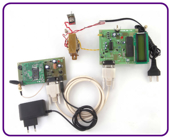 Railway Track Security by GSM with User Programmable Number Features1