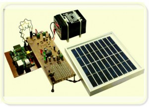 Raspberry Pi based Solar Street Light