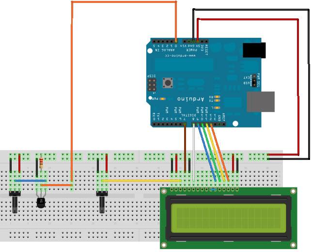 USB Temperature Sensor with Arduino