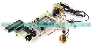 Ultrasonic Liquid Level Indicator Project Kit by Edgefxkits.com