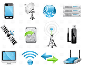 Types of Wireless Communciation