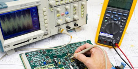 Troubleshoot Electronic Circuit