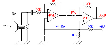 Ultrasonic Amplifier