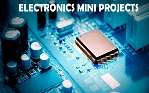 Electronics Mini Projects Circuits for Engineering Students