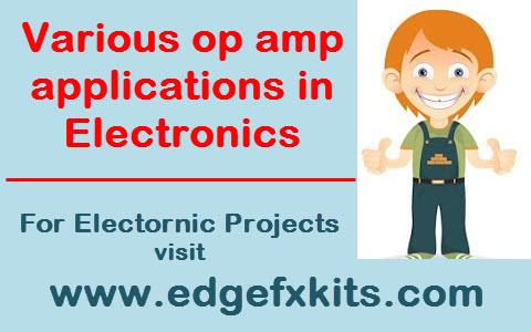 Op Amp Applications