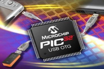 PIC32 Microcontroller Development Board