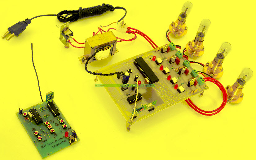 Mini electronic projects at home