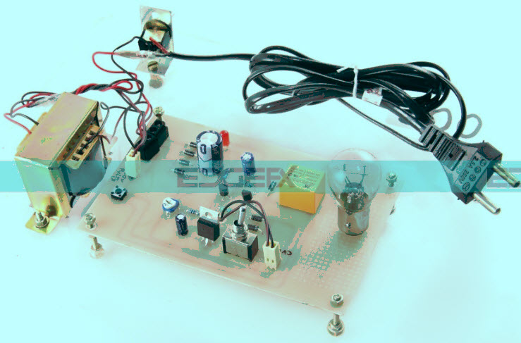 Self-Switching Power Supply Project Kit
