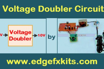 Voltage Doubler Circuit Featured Image