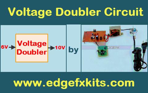 Voltage Doubler Circuit Featured Image