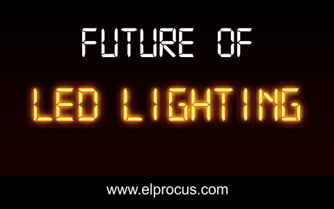 Future of led lighting Featured Image