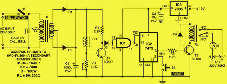 Electronics For You Circuit Diagrams – powerking.co